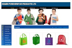 XIAMEN FOREVERSTAR PRODUCTS LTD