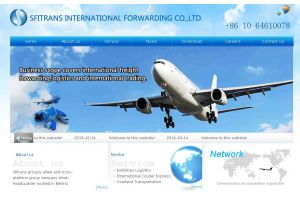 SFITRANS INTERNATIONAL FORWARDING CO.,LTD.